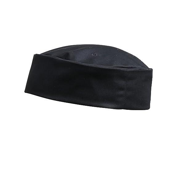 Premier - Cappello da Chef con Bordo  Amazon.it  Abbigliamento e03292f56023