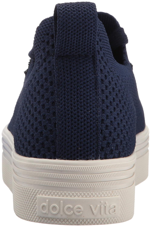 Dolce Vita Women's Tatum Sneaker B071JNC26B 13 B(M) US Navy Fabric