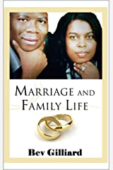 Marriage and Family Life Kindle Edition