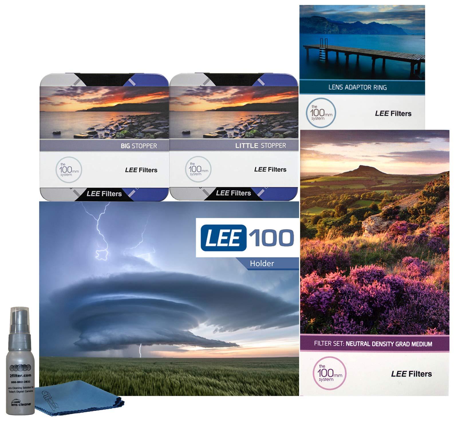 Lee Filters 75x90mm Seven5 Big Stopper 3.0 Neutral Density Filter