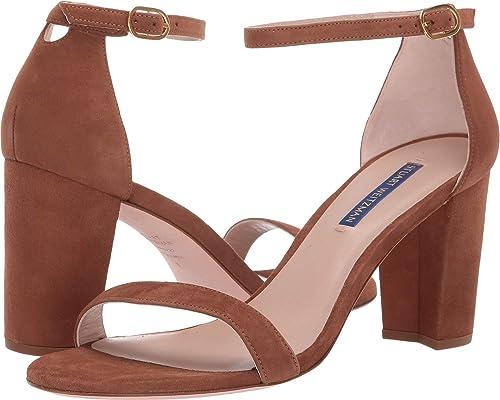 8941ecf7743 Stuart Weitzman Women's Nearlynude Heeled Sandal: Amazon.ca: Shoes ...