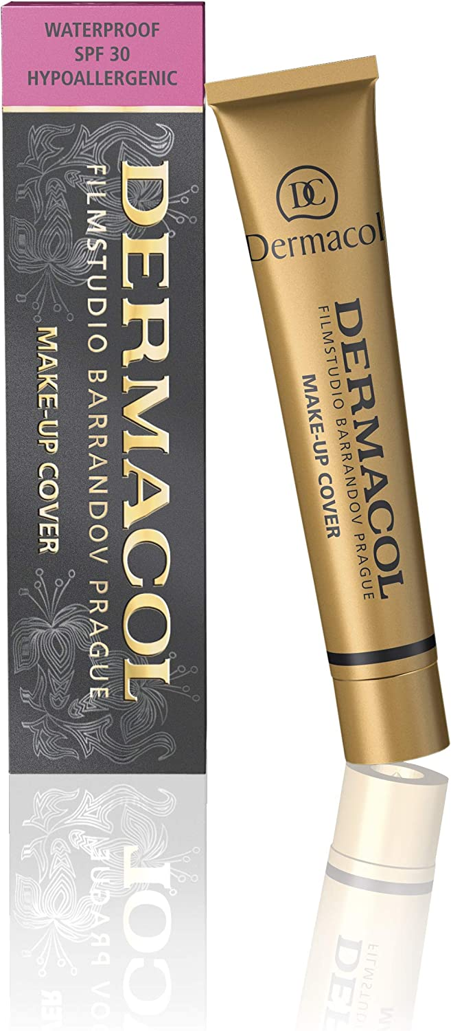 Dermacol DC Base Makeup Cover Total - Waterproof SPF 30