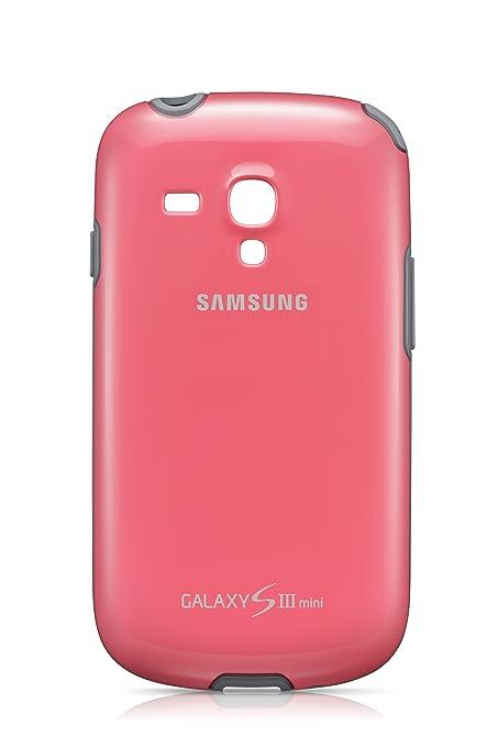 176 opinioni per Samsung EFC-1M7BPEGSTD Protective Cover per Galaxy S3 Mini, Rosa