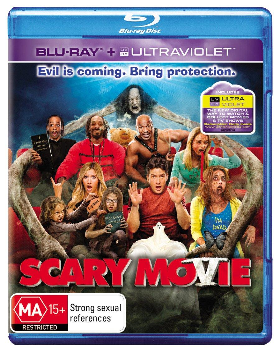 Amazon Com Scary Movie 5 Non Usa Format Region B Import Australia Malcolm Lee Movies Tv