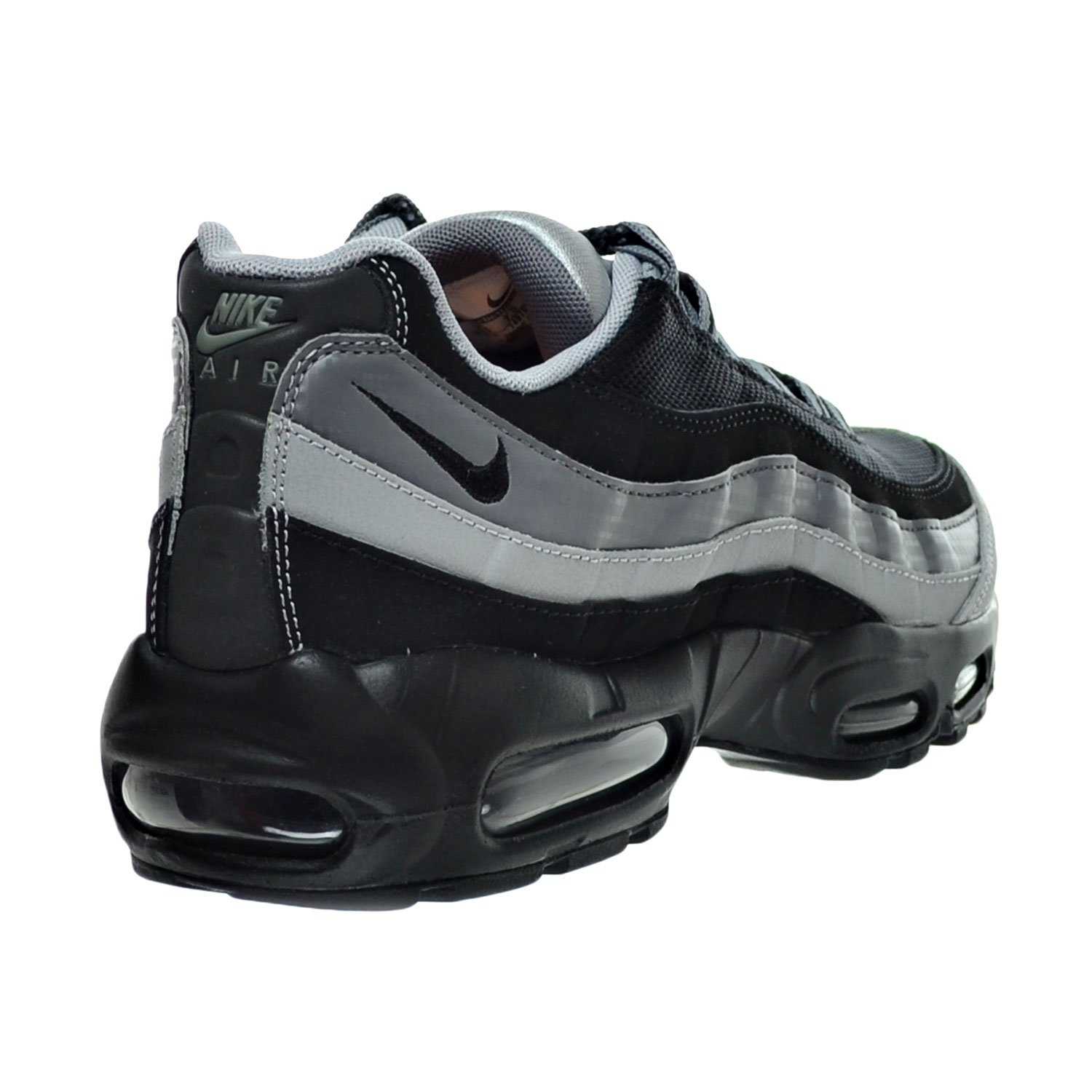 1aac93bcc1 Amazon.com | Nike Air Max 95 Essential Men's Shoes Black/Wolf Grey/Cool Grey  749766-005 | Fashion Sneakers
