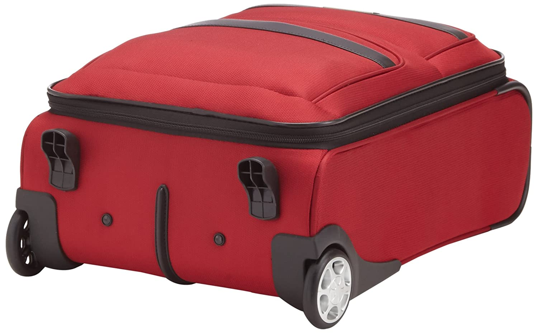 Wagner Luggage Maletas y trolleys 85021203-09 Rojo 37.0 liters: Amazon.es: Equipaje