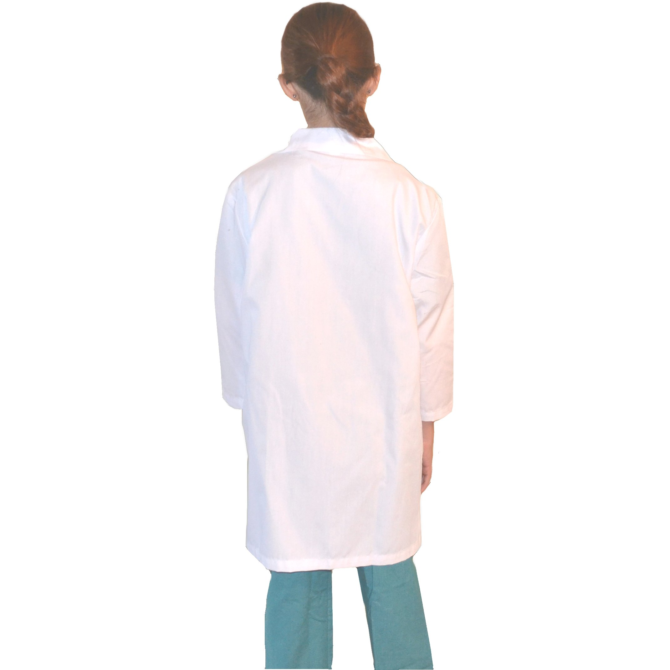 My Little Doc Personalized Kids Lab Coat, Size 7 by My Little Doc (Image #2)