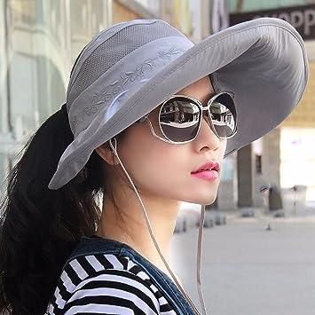 RangYR Sombrero De Mujer Sra. Cap Gorras Viseras Sombreros Para El Sol Sombreros Para El