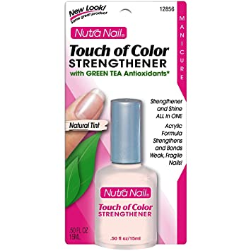 Amazon.com : Nutra Nail Manicure Collection Strengthener, Plus Green ...