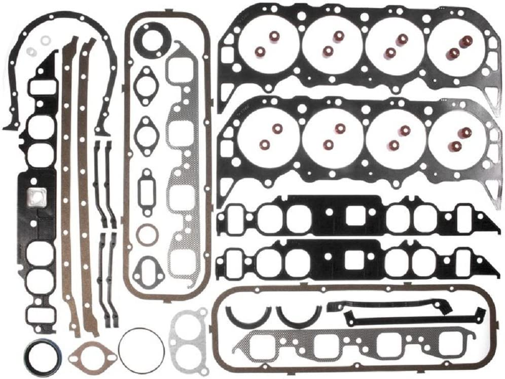 ALL STD Sizes Big Block Chevy 402 Engine Kit Rings Bearings Gaskets Timing Oil Pump Timing Chain 1971 72