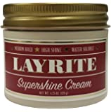 Layrite Supershine Cream, 4.25 Ounce
