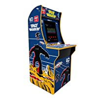 Deals on Arcade1UP Space Invaders Arcade Machine 4-ft