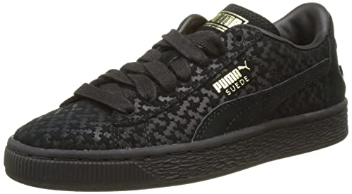 Puma Batman Suede FM Jr, Zapatillas para Niñas: Amazon.es: Zapatos y complementos