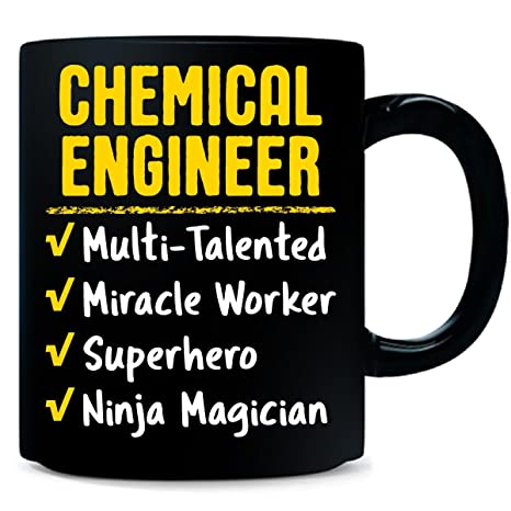 Amazon.com: Chemical Engineer Miracle Worker Superhero Ninja ...