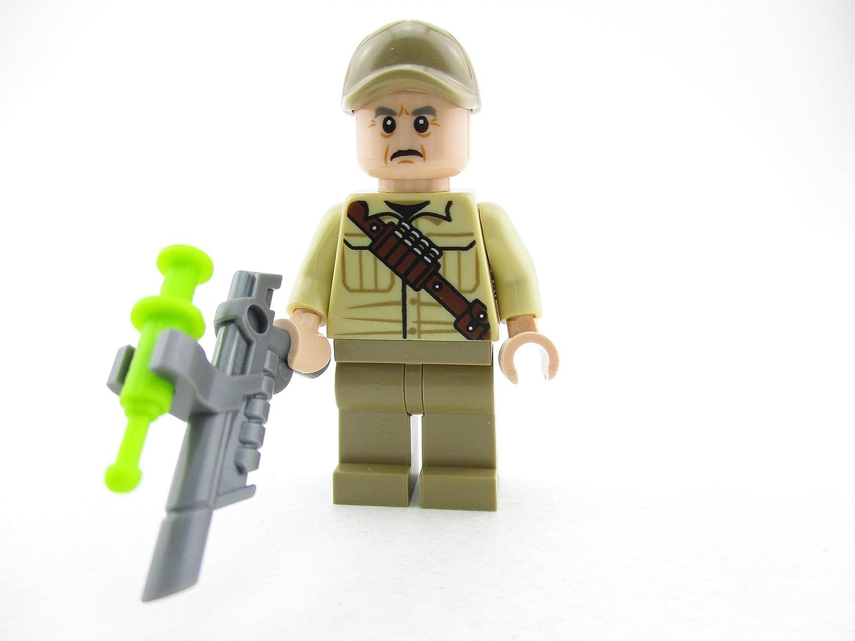 LEGO Jurassic World Ken Wheatley Minifigure 75930 Fallen Kingdom Mini Fig