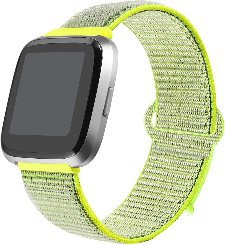 Watchband for Fitbit Versa \u2013 SOFTBALL MOM Engraved sport silicone Personalized Versa 1 Versa 2 Versa Lite