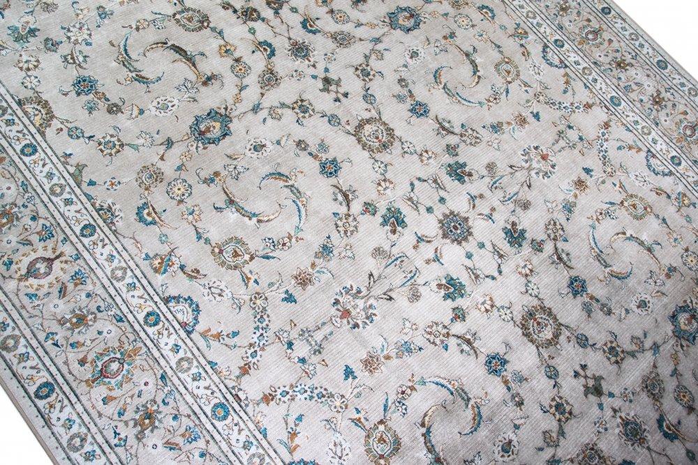 Merinos Orientteppich Orientteppich Orientteppich Design Wohnzimmerteppich modern Vintage mit Fransen Beige Größe 160x230 cm B07CYR54CN Teppiche 5a8b21