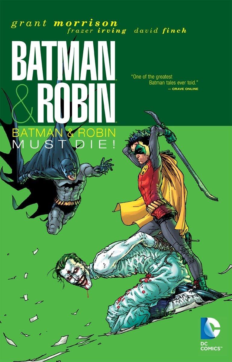 Batman robin must die livros na amazon brasil 9781401230913 fandeluxe Images