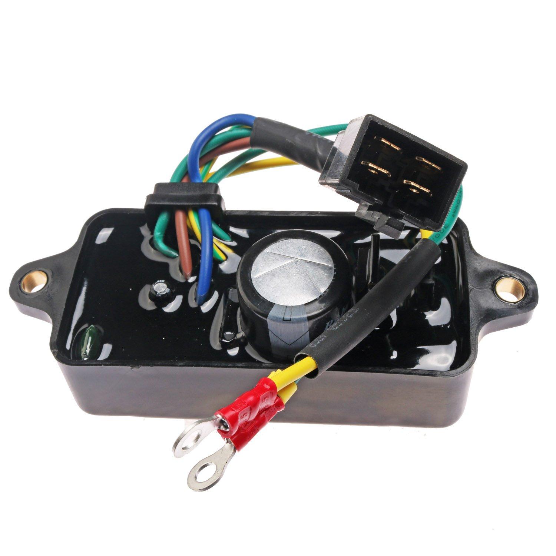Amazon.com : Mover Parts Voltage Regulator Fits Kubota Low Boy GL6500S  AV6500-B Generator Genset : Garden & Outdoor