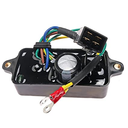 Sensational Amazon Com Mover Parts Voltage Regulator Fits Kubota Low Boy Wiring Cloud Brecesaoduqqnet