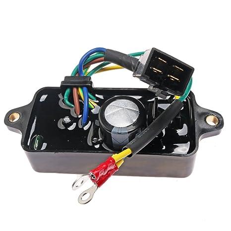Amazon.com: Mover partes regulador de voltaje para Kubota ...