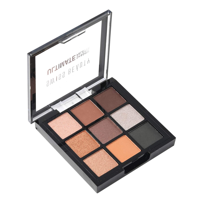 Swiss Beauty Mini Eyeshadow Palette