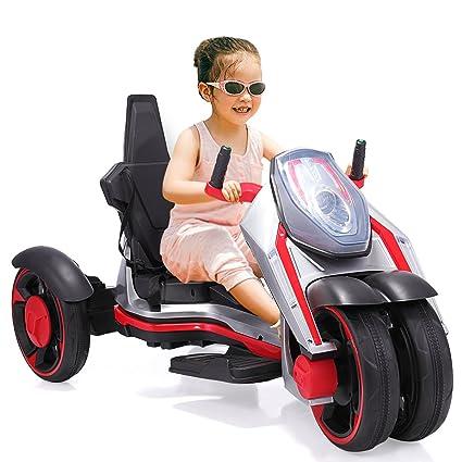 Amazon Com Jaxpety 12v Kids Ride On Racing Car Battery Powered