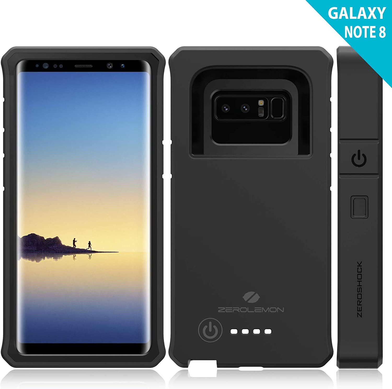 ZEROLEMON Galaxy Note 8 Battery Charger