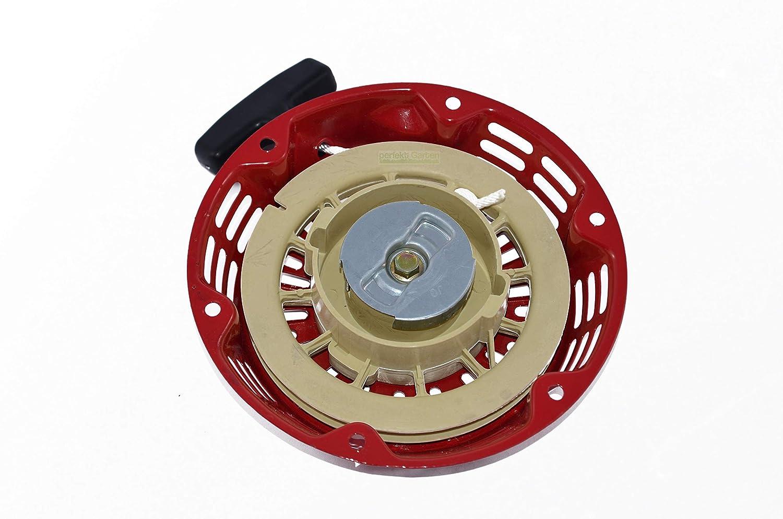 Seilzugstarter fü r Eberth 6,5 PS 4,8 kW, 2200, 3000 / Fullex FG-8500X Stromerzeuger Stromaggregat perfektGarten