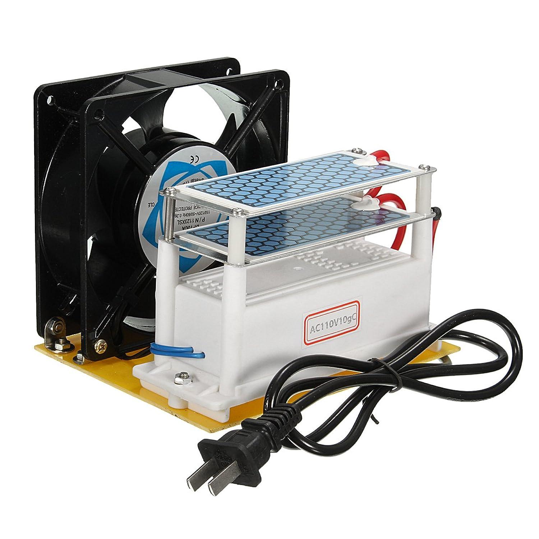 Beho-ブループレート処理 AC110V 10Mg / Hヘビーデューティオゾンジェネレータ DIY B07B62T3XL