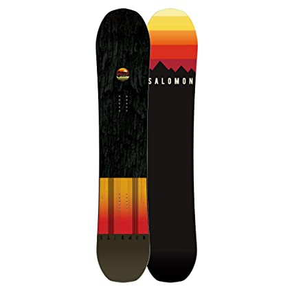 bd78e3226f5c Amazon.com   Salomon Snowboards Super 8 Snowboard   Sports   Outdoors