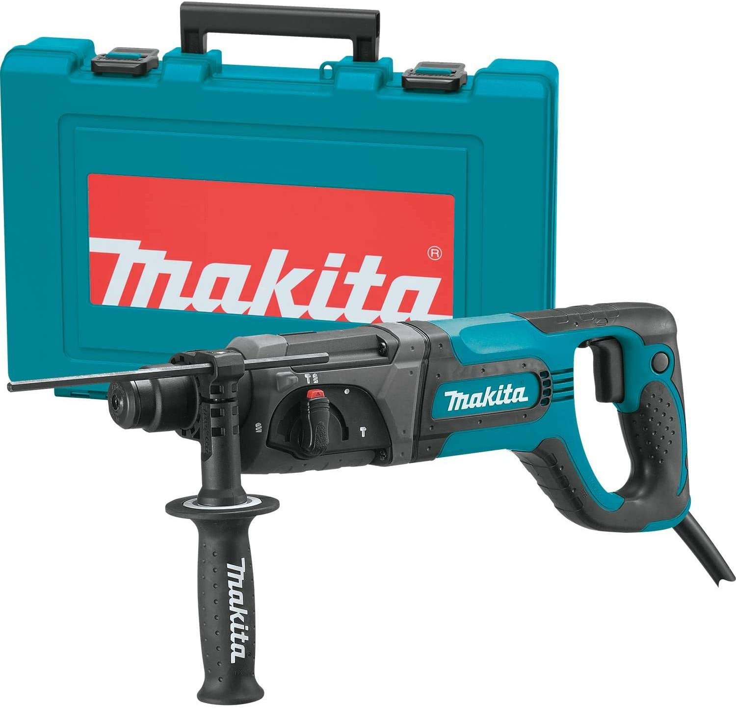 2. Makita HR2475 1-Inch D-Handle Rotary Hammer