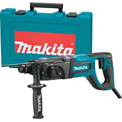 """Product Image: Makita HR2475 1"""" Rotary Hammer, Accepts Sds-Plus Bits (D-Handle)"""
