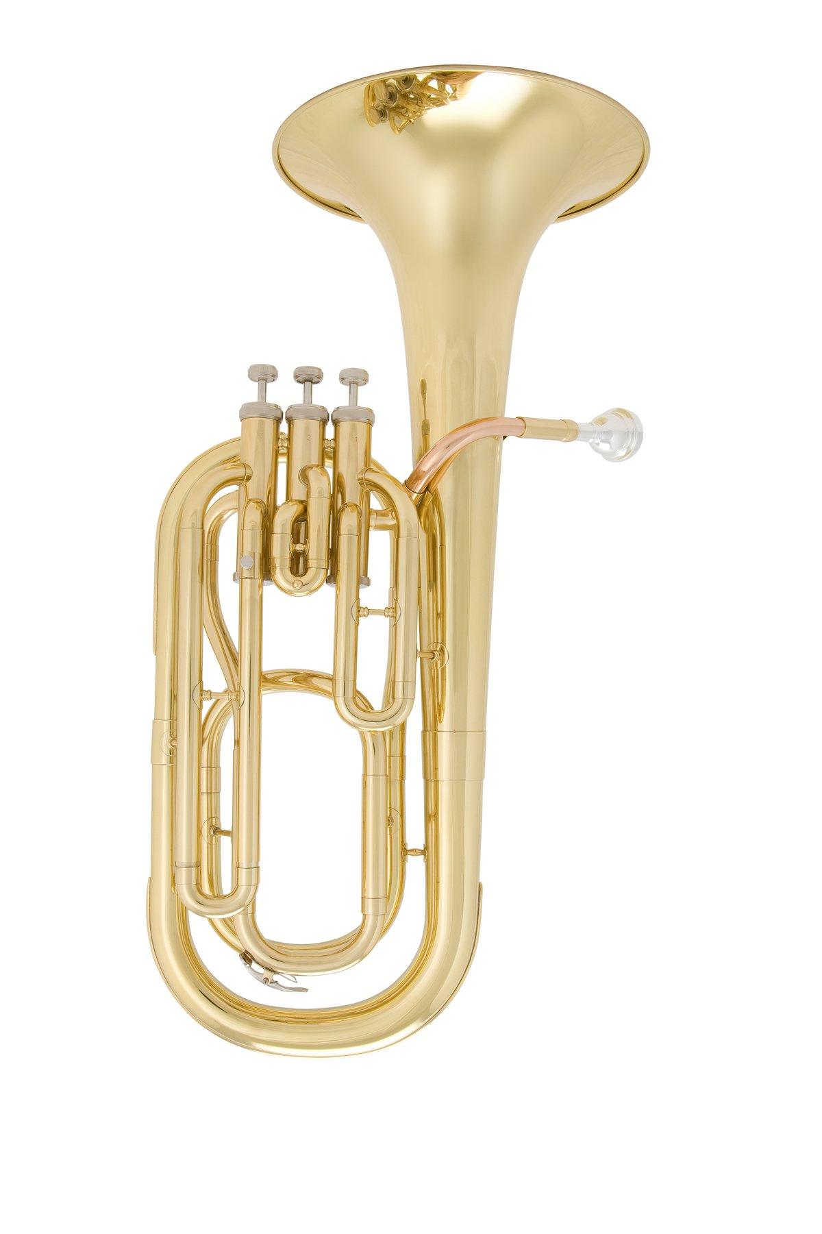 Antigua Winds X/P BH1120LQ Bb Baritone Horn