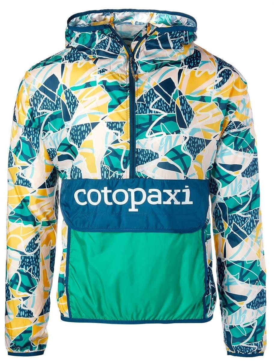 Cotopaxi Teca Half-Zip Unisex - Squiggle Women's