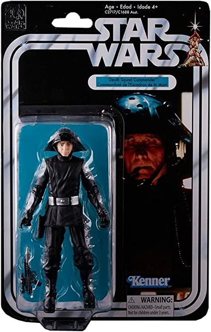 Star Wars Black Series 40th Anniversary Death Star Commander Action Figure