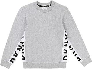 DKNY Sweatshirt Greymelange Logo Print