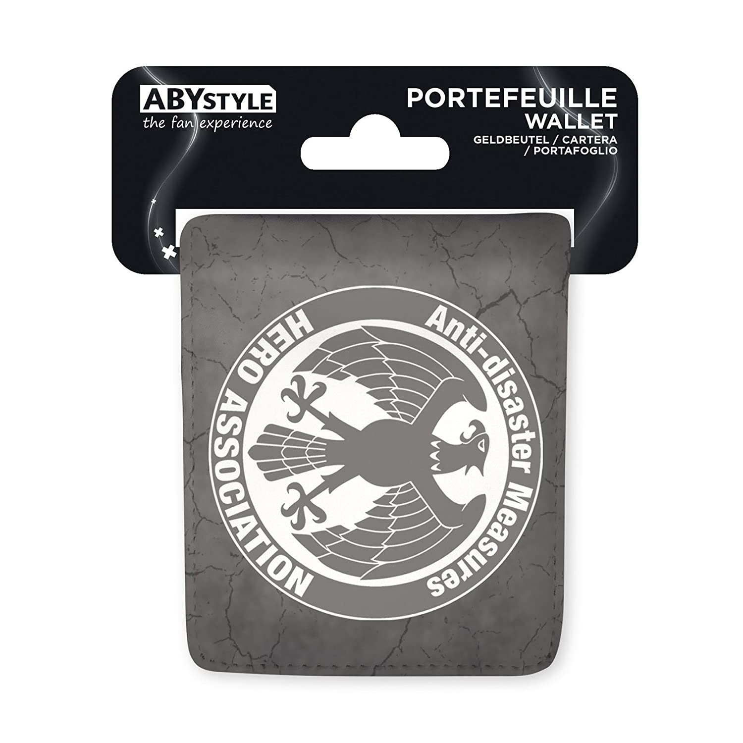 Portefeuille Hero Association Vinyle ONE PUNCH MAN ABYstyle