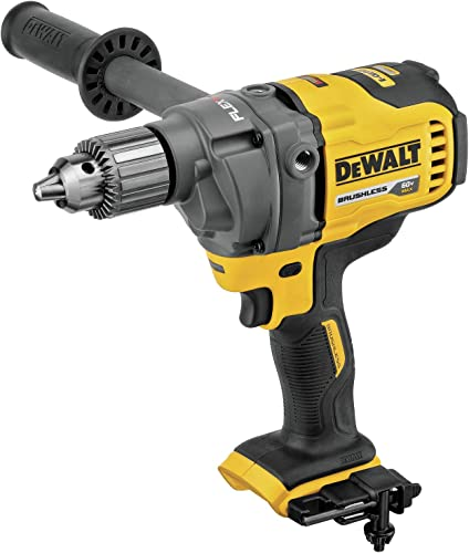 DEWALT DCD130B 60V Max Mixer Drill with E-Clutch System Tool Only