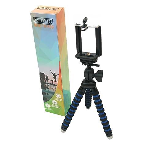 Trípode para smartphone, teléfono móvil, webcam, Action Cam ...