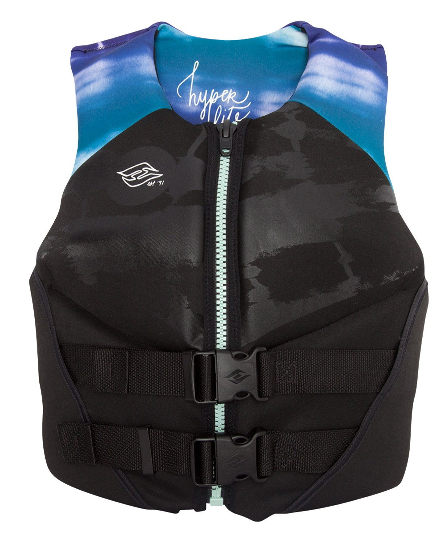 Hyperliteプロファイルライフジャケット女性用 Large  B0064FWJPO