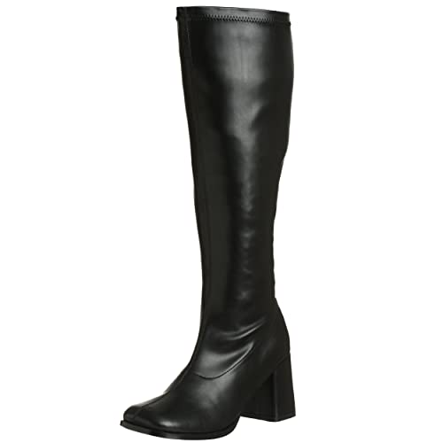 c58ed3f532e Funtasma Women s Gogo 300 Wide Calf Boot Black  Amazon.co.uk  Shoes ...