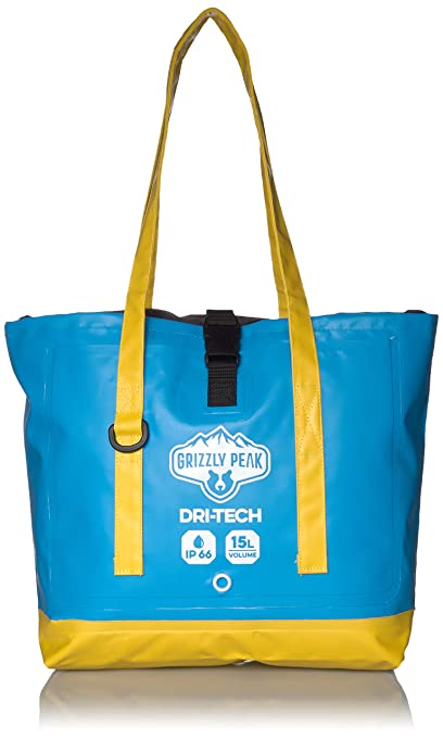 Amazon.com: Grizzly Peak - Bolsa impermeable Dri-Tech de 15 ...