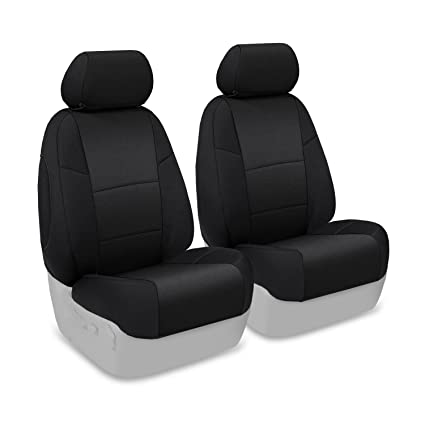 Coverking Custom Fit Front 50/50 Bucket Seat Cover For Select Nissan Xterra  Models