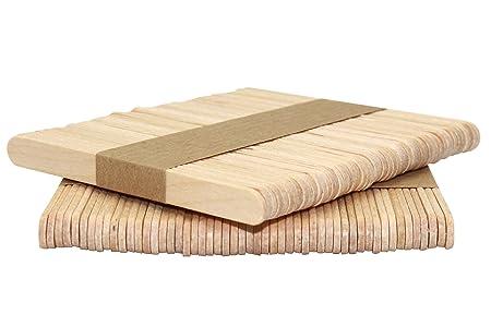 woogist madera paleta Craft de incienso madera palos de helado ...