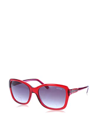 Guess Sonnenbrille 7360 (57 mm) rot 3wUnXyvhEs
