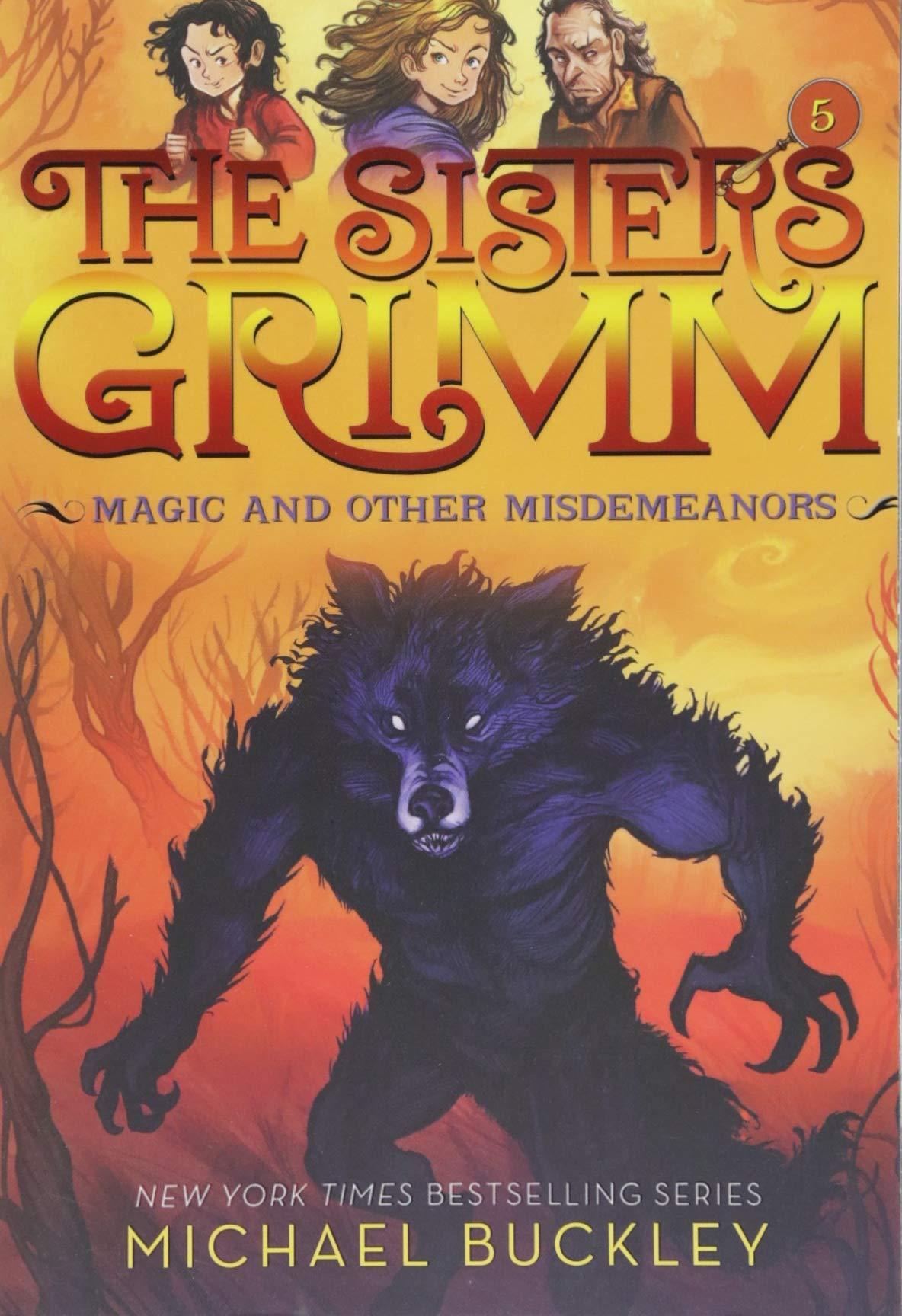 Sisters Grimm Book 7