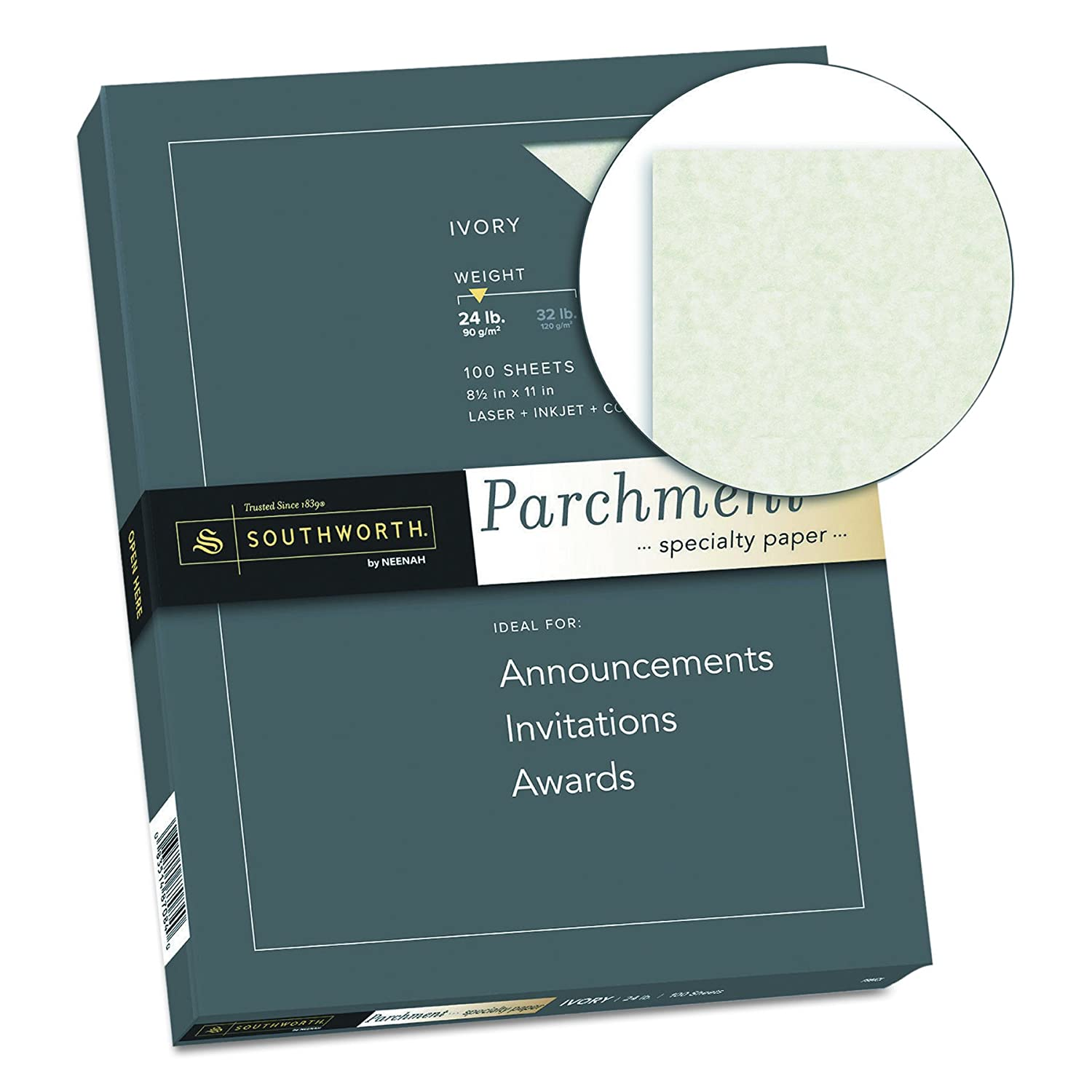 Amazoncom Parchment Specialty Paper 24 lbs