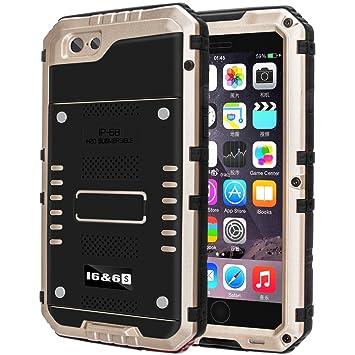 amazon 防水ケース kirlor 携帯電話ケース iphone 6 6s 6 plus 6s plus