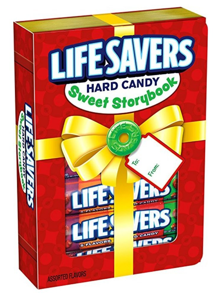 amazoncom lifesavers christmas sweet storybook hard candy 6 rolls grocery gourmet food